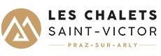 Les chalets Saint-Victor Logo